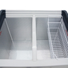 200 Liter Glass Door Display Chest Type Freezer