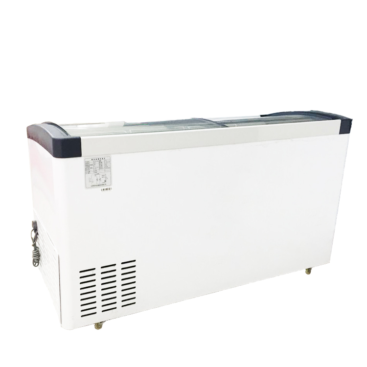 Commercial Ches Deep Freezer With Lock For Apartment
