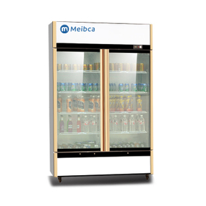 Wholesales Price Swing Doors Vertical Showcase For Hotel