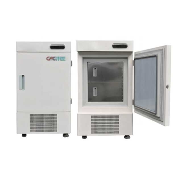How about the demand for ultra-low temperature freezer?